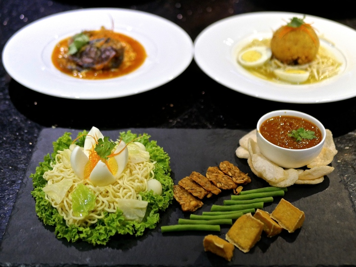 IndoMie Galore at Rumah Rasa Restaurant – Bay HotelSingapore