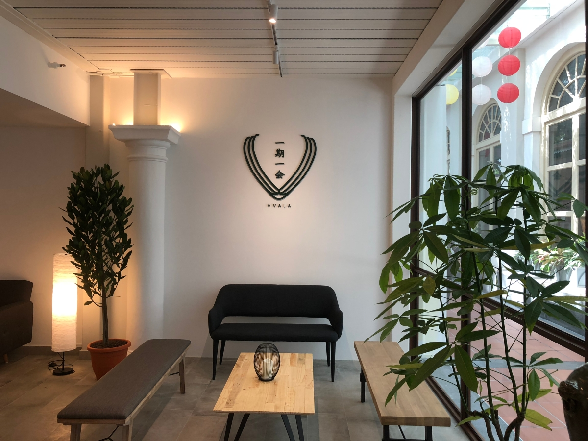 The TEAvolution of HVALA — New Cafe & TeaHouse @ Chijmes