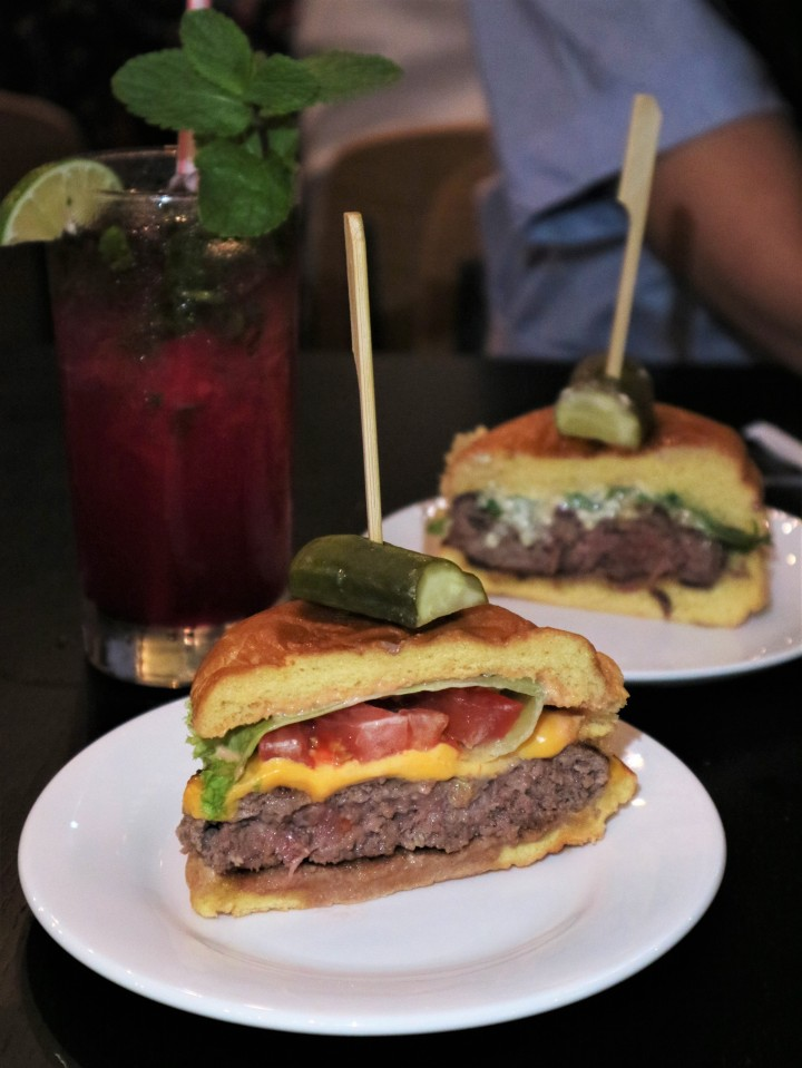 Black Tap SG – Burgers and Crazyshakes