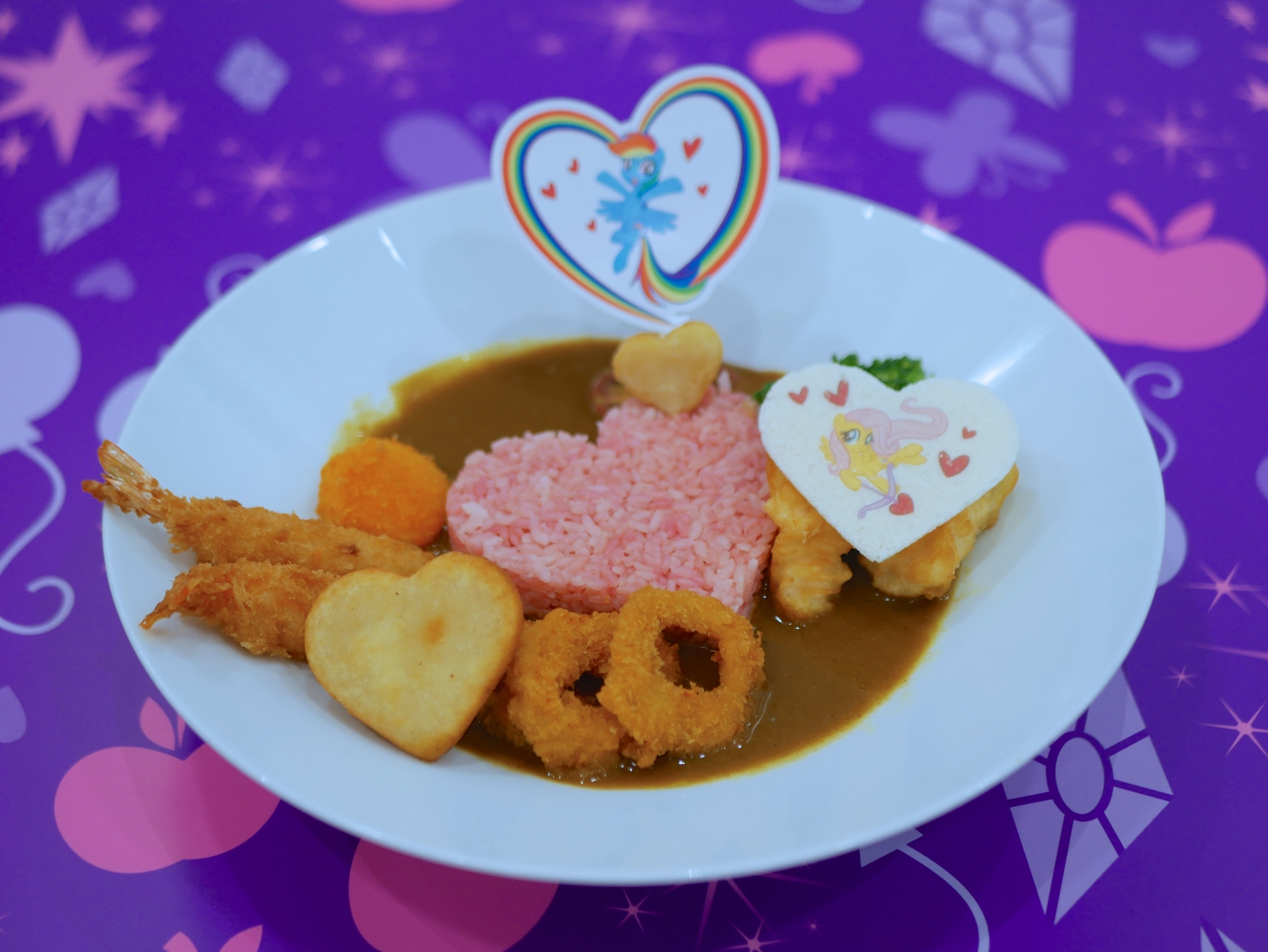 Friendship Meets Love Seafood Curry Rice ($28.90)