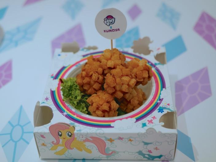 Shrimp Bomb with Wasabi Mayo ($12.90)