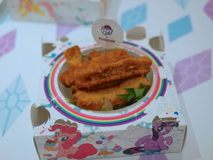 Cheese Fish Fingers with Cajun Spice Mix ($12.90)
