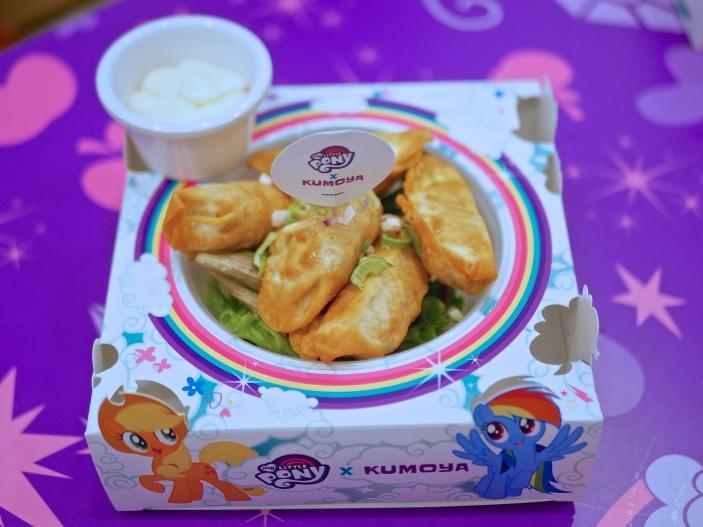 Japanese Shrimp Gyoza with Mayo ($12.90)