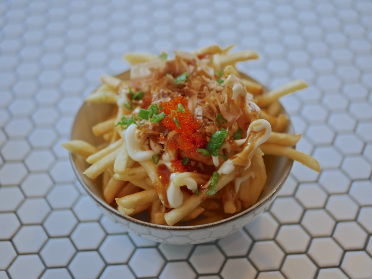Umami Loaded Fries ($13)