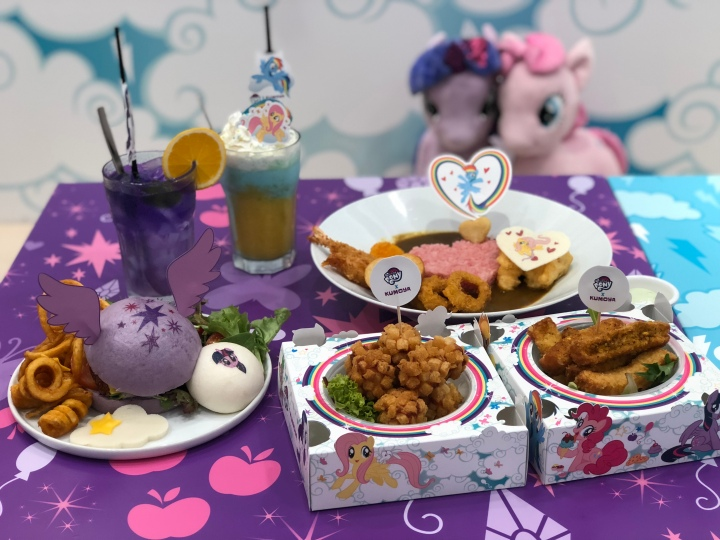 My Little Pony Cafe Opens at Kumoya Singapore