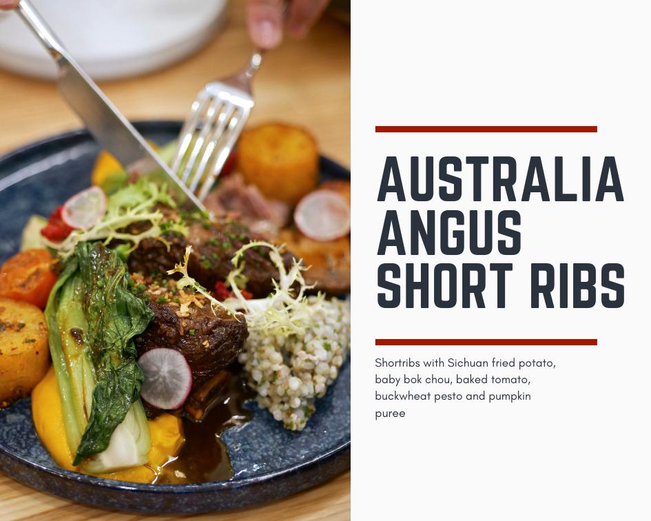 Angus Short Ribs