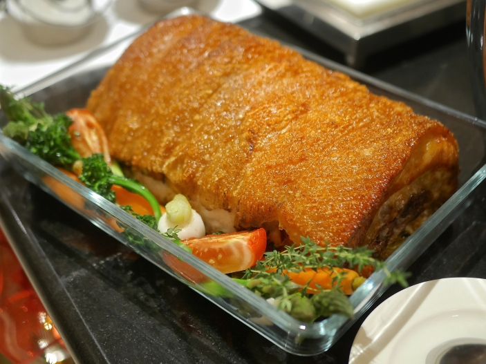 Slow-Roasted Iberico Pork with Crackling
