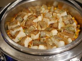 Pan-Seared Sea Perch with Classic Ratatouille
