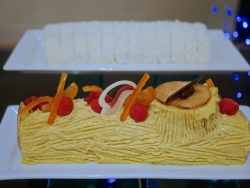 Goodwood Mao Shan Wang Durian Log Cake