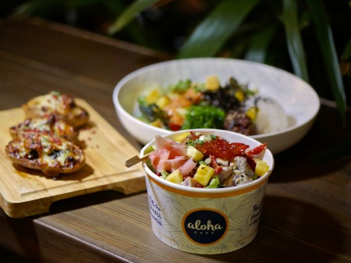 Aloha Poke Makes Big Waves with NEW Menu Offerings
