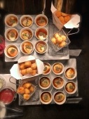 Breaded Turkey Rilettes 'Cheong Fun'