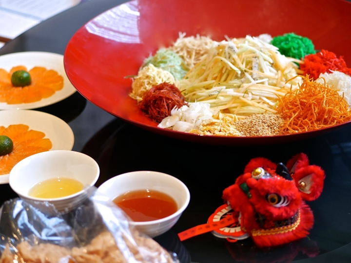 Chinese New Year Reunion Feast at Song Garden – Hotel Mercure Singapore Bugis