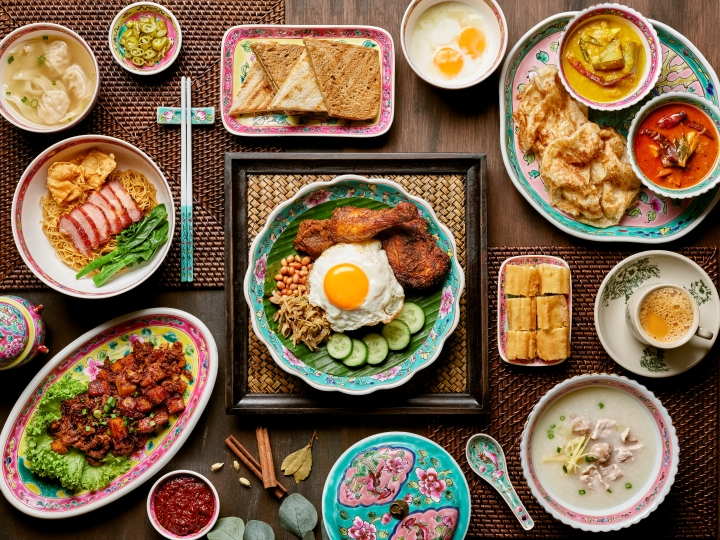 Experience Breakfast Like A Local At The Lobby Lounge Shangri-La Hotel Singapore