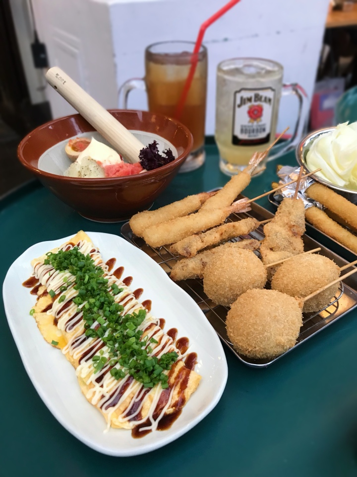 Kushikatsu Tanaka – Authentic Japanese Deep-Fried Skewers & Izakaya Along ClarkeQuay