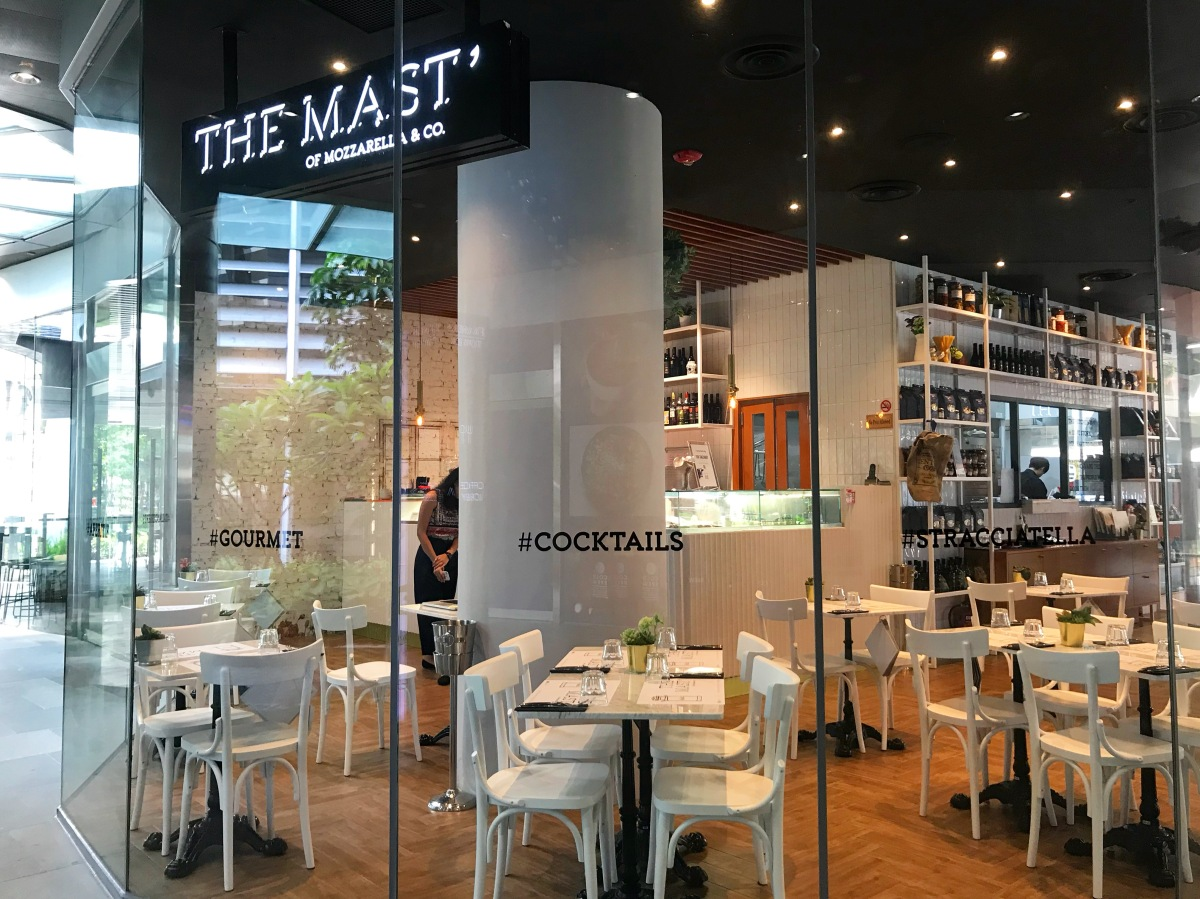 The MAST' of Mozzarella & Co. - Charming First Outpost in Asia Serving Up Freshly-Made Cheeses