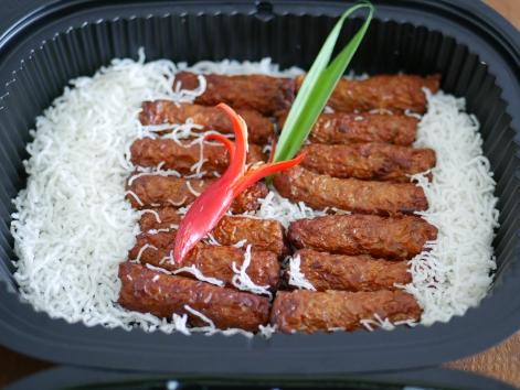 Side - Fatt Choy Wu Xiang with Sweet Sauce