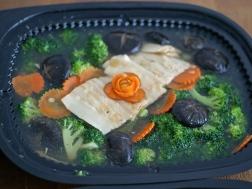 Vegetable - Australian Broccoli with Smoked Gui Fei Abalone