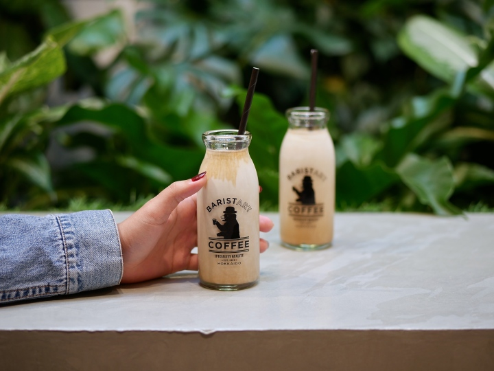 Baristart Coffee – Famous Hokkaido Milk Coffee Now Serving in Singapore