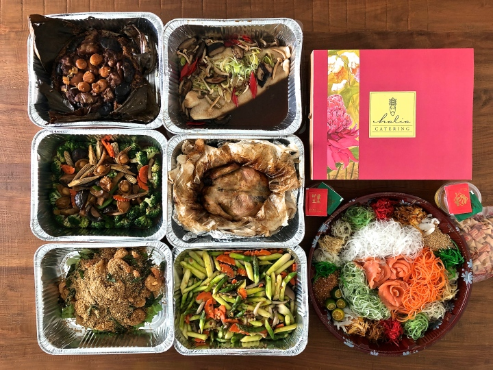 The Halia at Botanic Gardens Singapore – Catering for your ReunionFeast