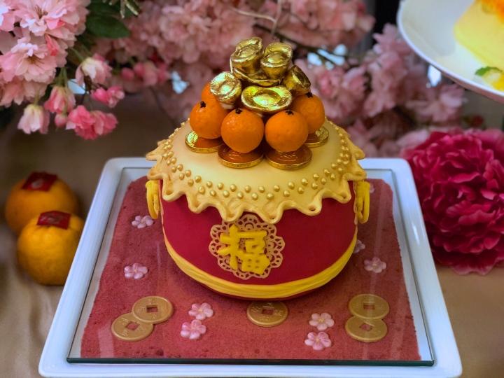 Goodwood Park Hotel Lunar New Year Treasures2019
