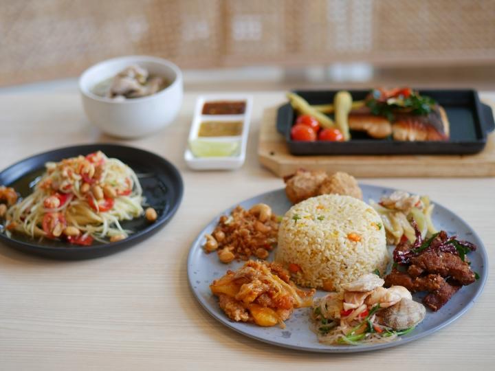 Weekend Semi-Buffet Thai Brunch @ Baan YingSingapore