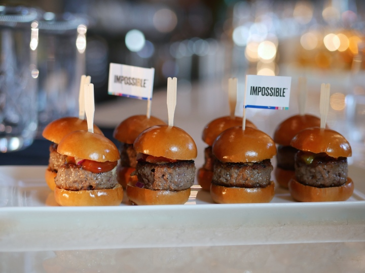 Impossible Foods Brings its Popular Plant-Based Meat Burger to Singapore