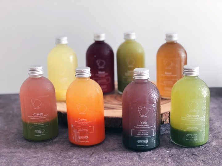 Daytox7 by Arteastiq Group Offers Healthy Food and Juice Cleanse Delivery