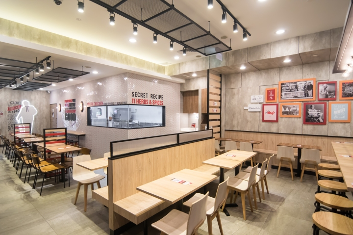 Inside the New KFC Concept Store: The Tank @ Tampines Mall #KFCInsider