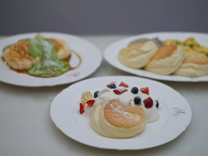Antoinette's Astonishing New Menu Change Has Brand New Sweet And Savoury Treats, And Glorious Souffle Pancakes To Impress