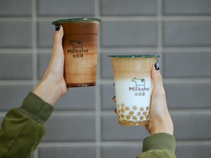 Taiwanese Bubble-Tea Chain Milksha 迷客夏 Debuts In Singapore : Voted #1 By Taiwan University Students
