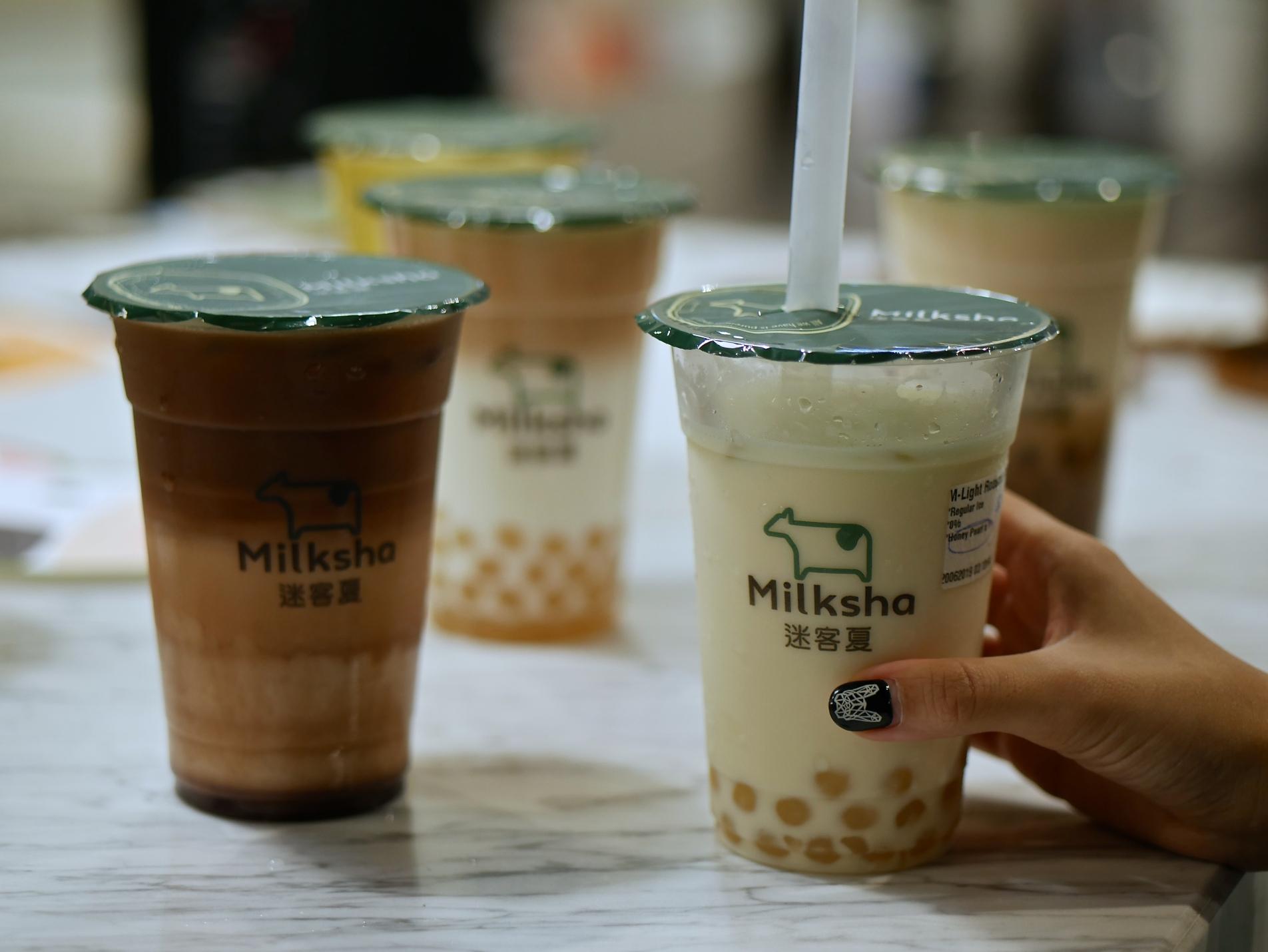Taiwanese Bubble-Tea Chain Milksha 迷客夏 Debuts In