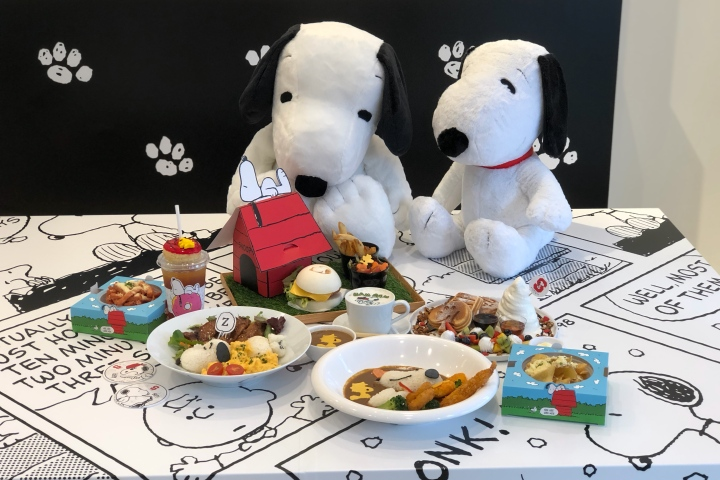 The Best of Peanuts: Snoopy Is Here at KumoyaSingapore