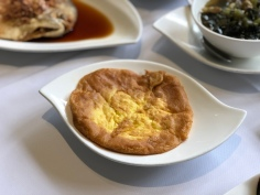 Fried Omelette with Chye Poh (Preserved Vegetables)