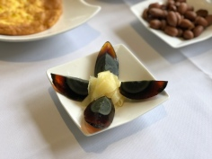 Century Egg with Preserved Ginger