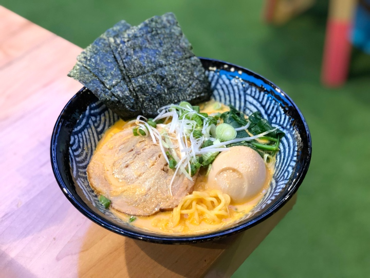 Seizan Uni Ramen: Picnic Food Park at WismaAtria