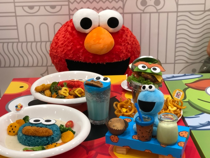 Relive Your Childhood with Elmo and Friends from Sesame Street at Kumoya Singapore