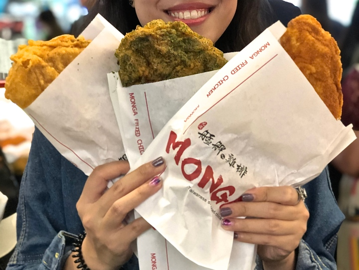 Taiwan's Famous Monga Fried Chicken 艋舺ㄟ雞排 in Singapore