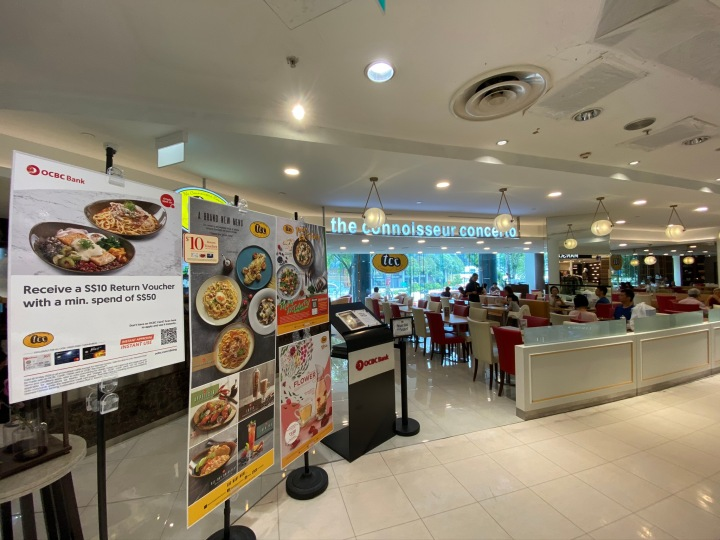 tcc – The Connoisseur Concerto ushers in a revamped menu of healthier choicecuisine