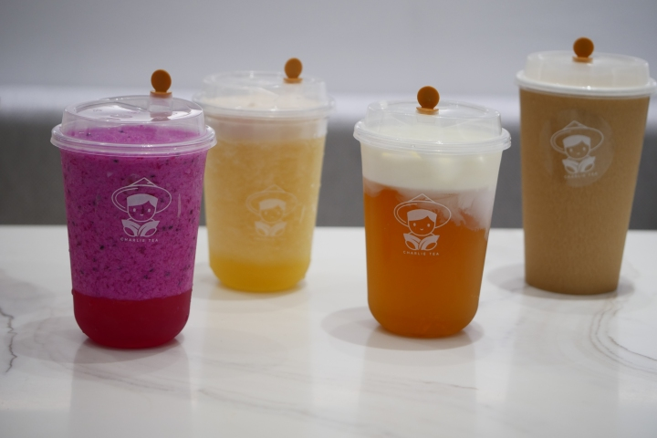 BreadTalk's latest Bubble Tea Concept – Charlie Tea